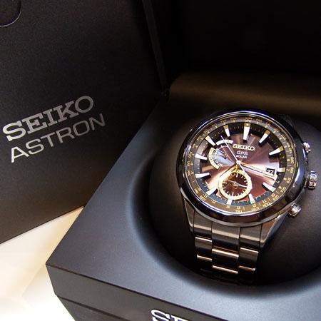 SEIKO ASTRON SBXA005 7X52-0AA0 買取りました!
