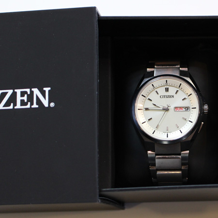 AT6010-59P CITIZEN アテッサ