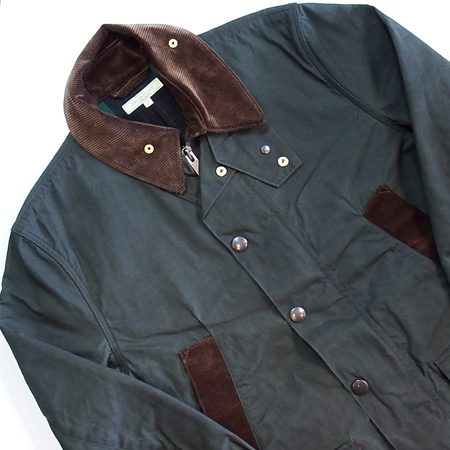 DESCENDANT 15SS SOUTIEN COLLAR COAT