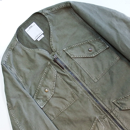 visvim MORNING STAR JKT