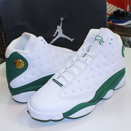 AIR JORDAN13 RETRO Ray Allen PE
