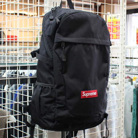12AW Supreme Back Pack