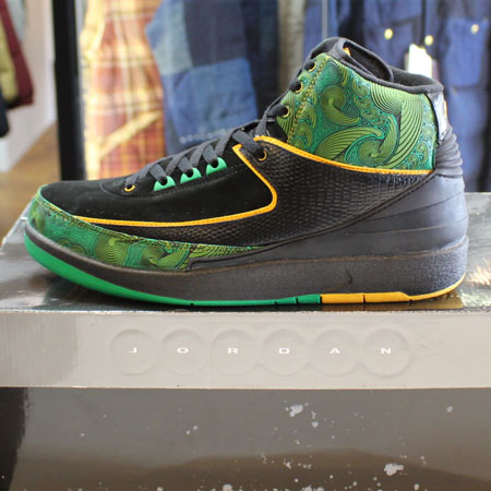 07年製 NIKE AIR JORDAN 2 RETRO HIGH Doernbecher
