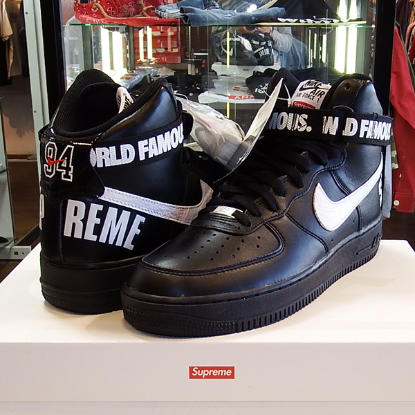Supreme AIR FORCE1
