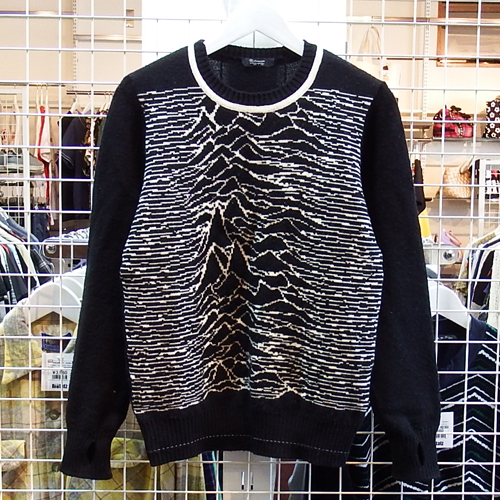 JOY DIVISION UNKNOWN PLEASURES UNDERCOVER