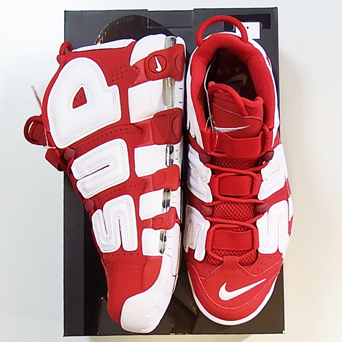 Supreme AIR MORE UPTEMPO 買取り...