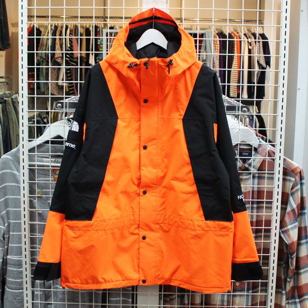 16aw Supreme The Noth Face  Mountain Light Jacket