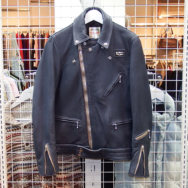 Lewis Leather×THE REAL McCOY サイクロン
