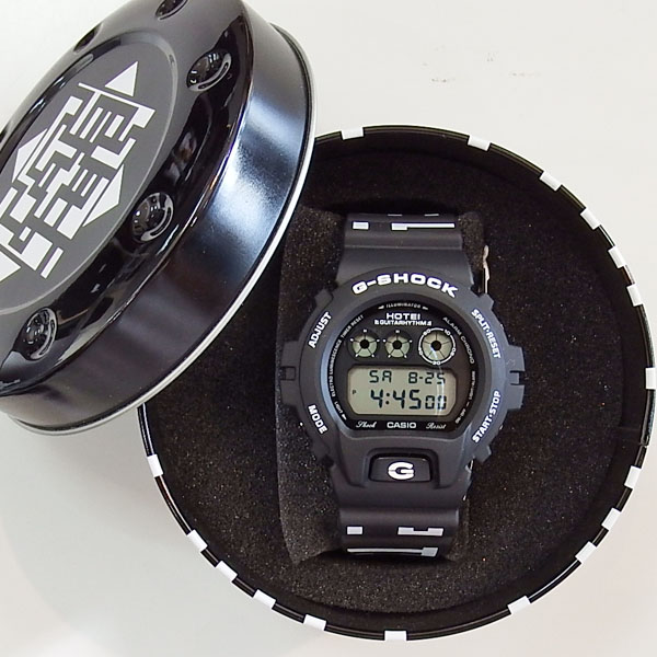 DW-6900TH-1JR G-SHOCK 布袋寅泰