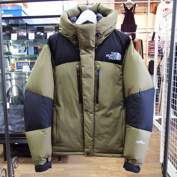 THE NORTH FACE BALTRO LIGHT JACKET 17AW