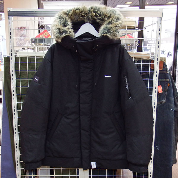 18aw DESCENDANT FROID PRIMALOFT JACKET