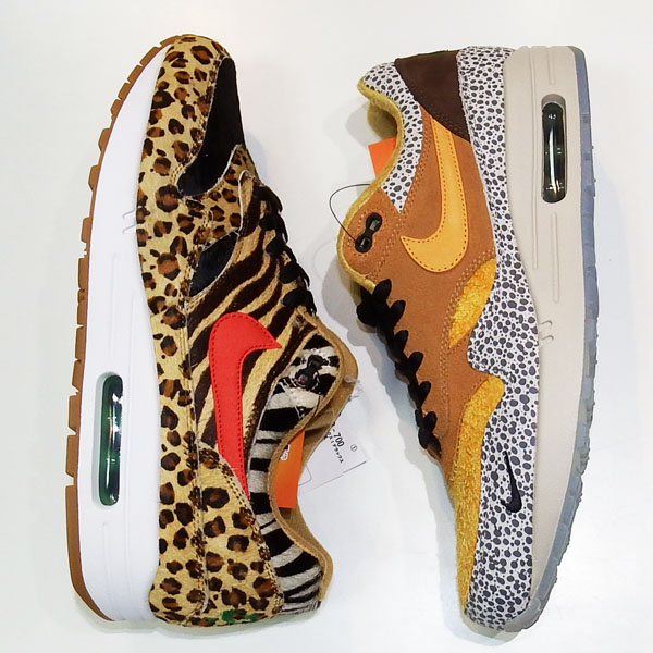 AIR MAX1 SAFARI ANIMAL PACK ATMOS