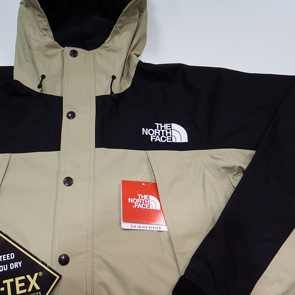 19ss the north face mountain light jacket