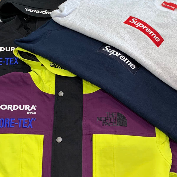 Supreme The North Face Box Logo