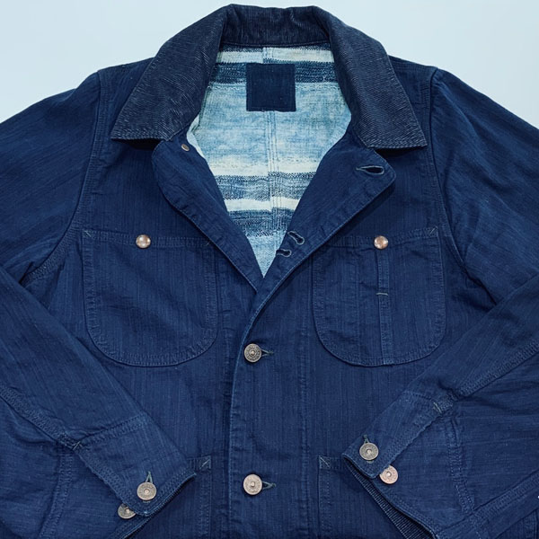 visvim ICT SSCOVERALL ONE WASH