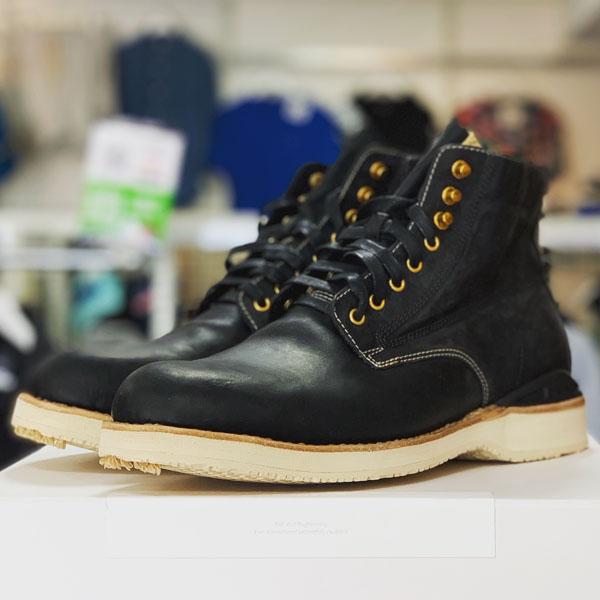 virgil boots KNGR visvim