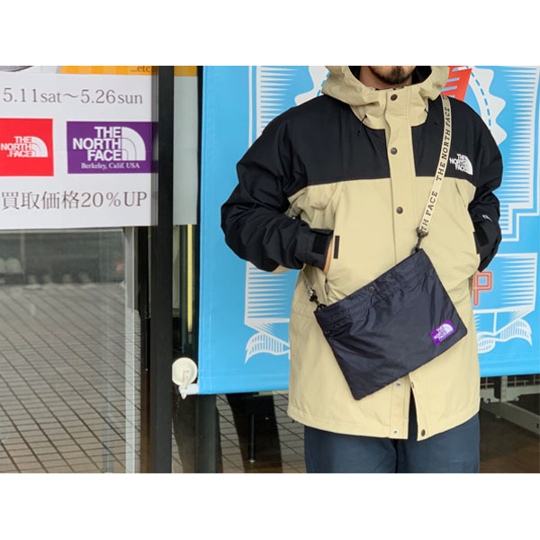 MOUNTAIN LIGHT JACKET WB 買取り価格20%UP