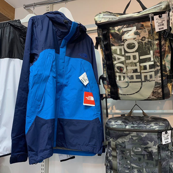 THE NORTH FACE 高価買取