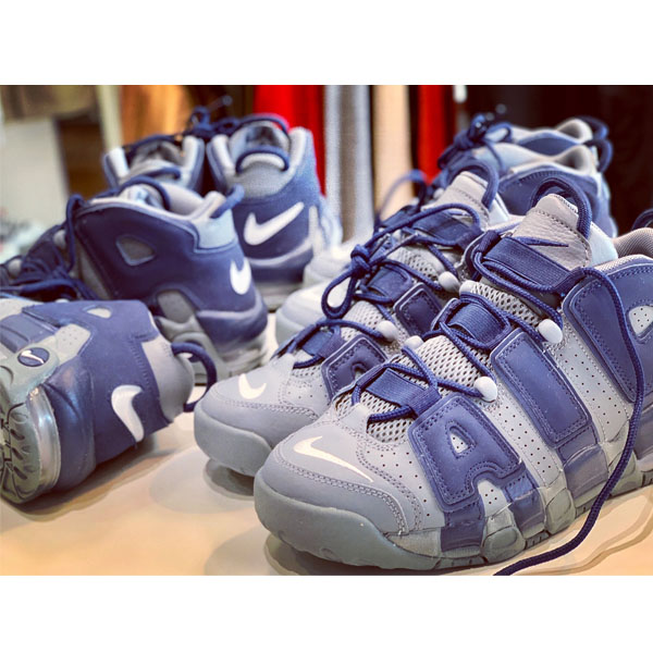 NIKE AIRMORE UPTEMPO レディース キッズ 買取価格20%UP