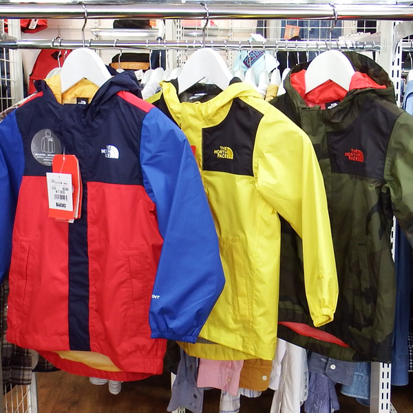 THE NORTH FACE キッズ マウンテンパーカー