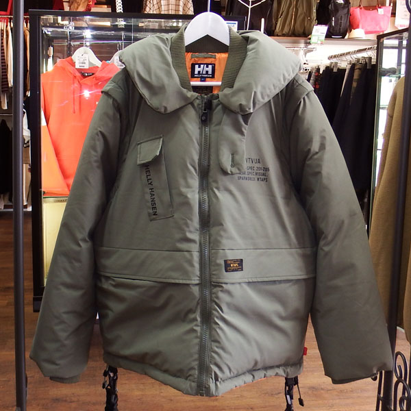 16aw Wtaps HELLY HANSEN PBS JACKET