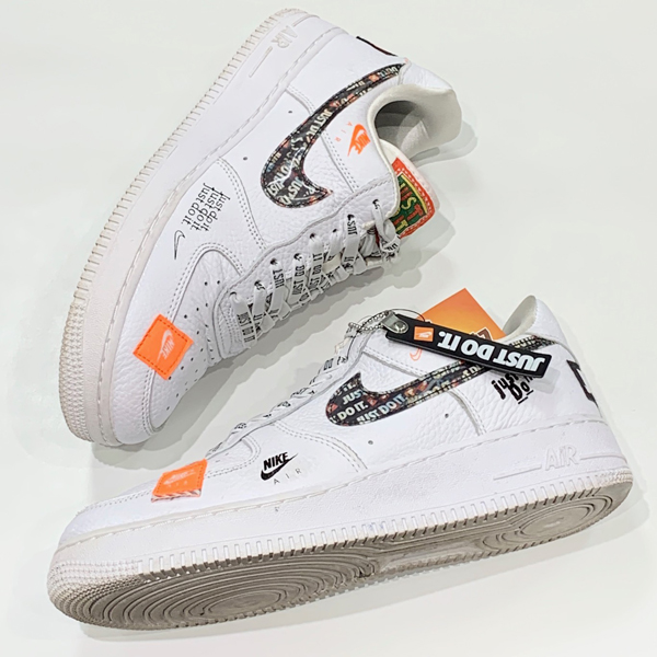 NIKE AIR FORCE1 '07 PRM JDI AF1 PREMIUM JUST DO IT 買取り