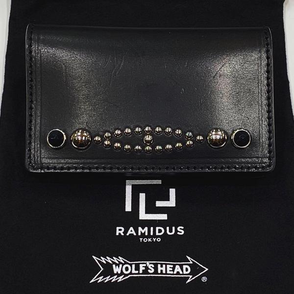 WOLF'S HEAD × RAMIDUS 財布 買取り