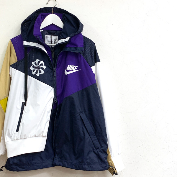 sacai x NIKE Hooded Anorak jacket 買取りました