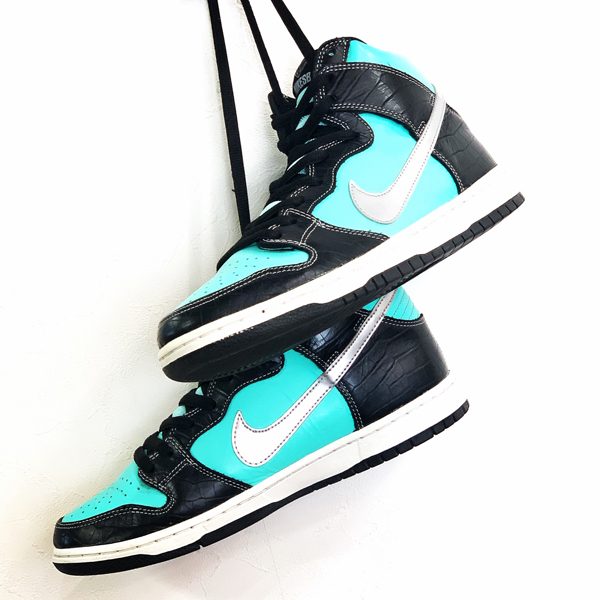 NIKE DUNK HIGH PRM SB TIFFANY Diamond Supply