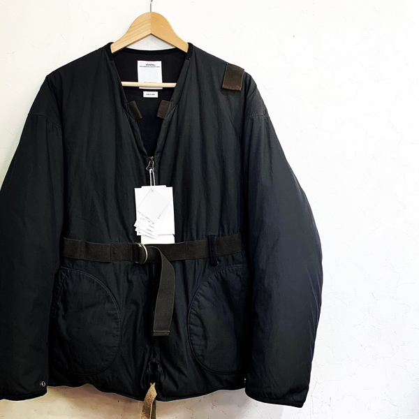 20aw visvim HARRIER DOWN JKT (NY/C)  買取り