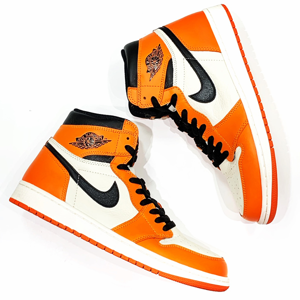 NIKE AIR JORDAN1 RETRO HIGH OG Reverse Shattered Backboard  買取り